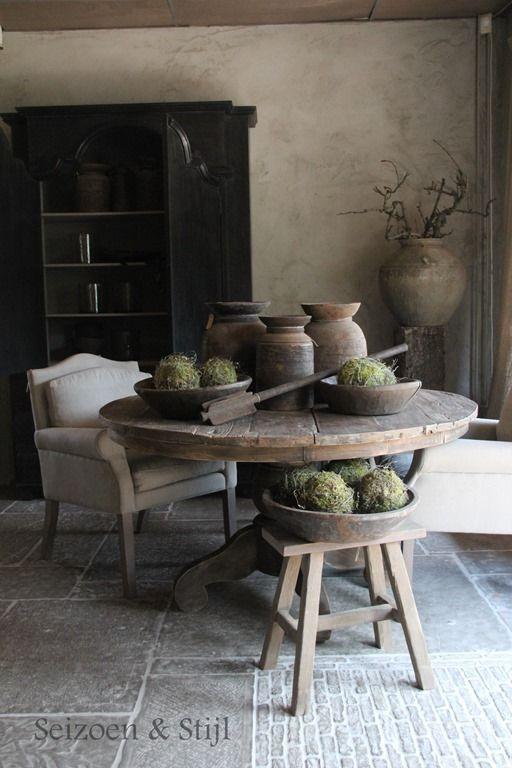 keuken rustieke rustieke interieurs wabi sabi kleur inspiratie belgische stijl ontwerp inspiratie natuursteen sweet home graven