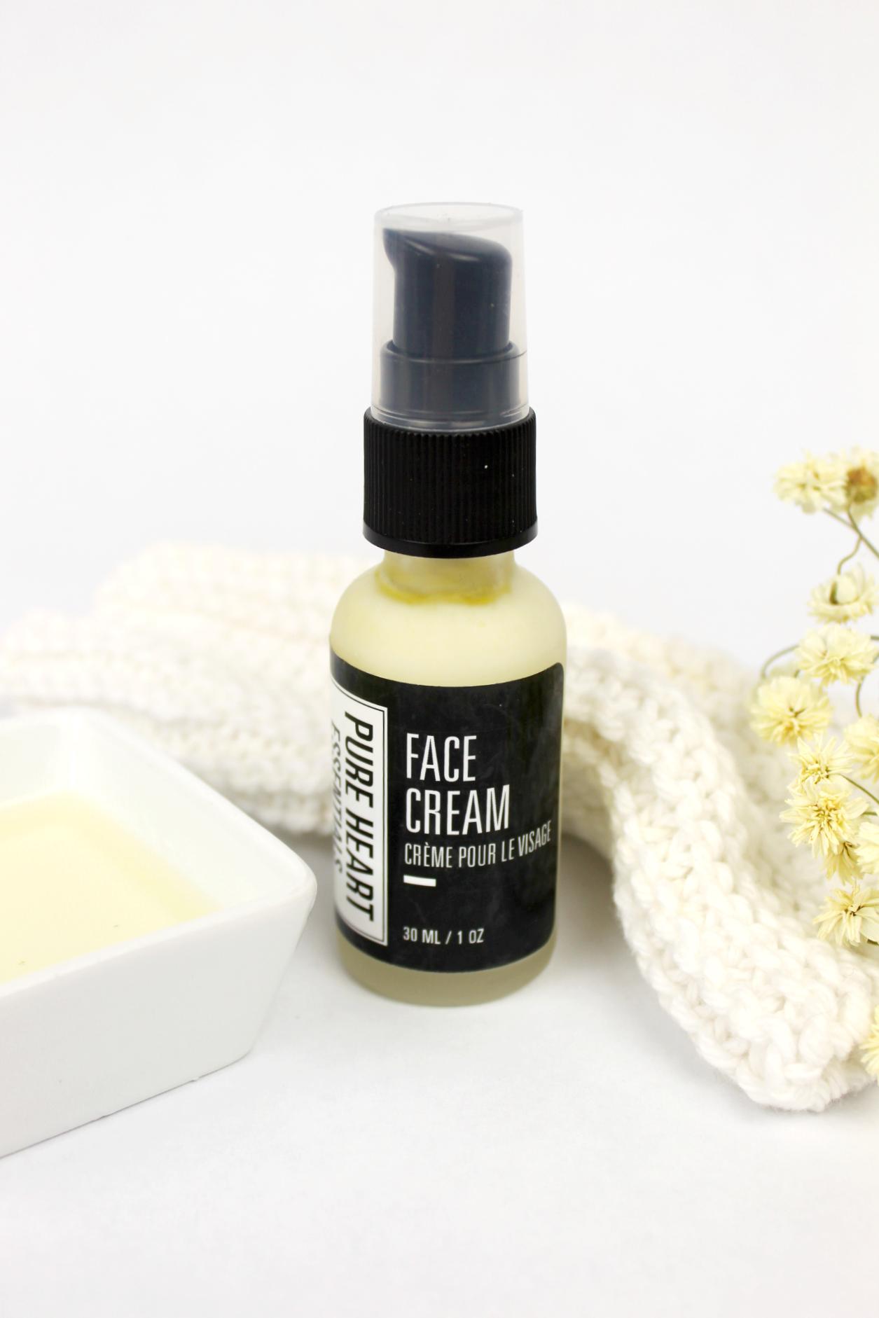 vegan face cream
