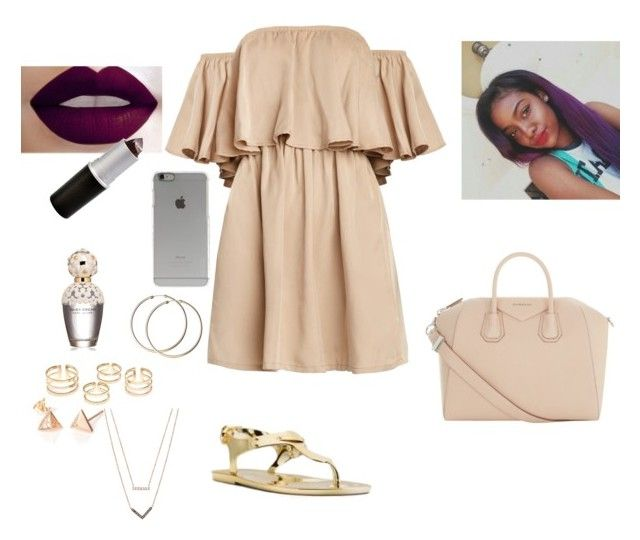 """""""Khai"""" by mikkooo on Polyvore featuring Michael Kors, Marc Jacobs, Incase and Givenchy"""