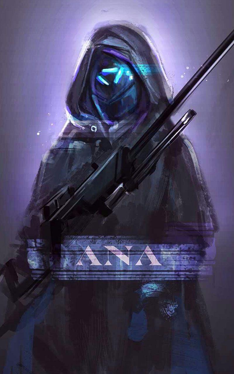 Ana Overwatch Ana Overwatch Overwatch Wallpapers Overwatch