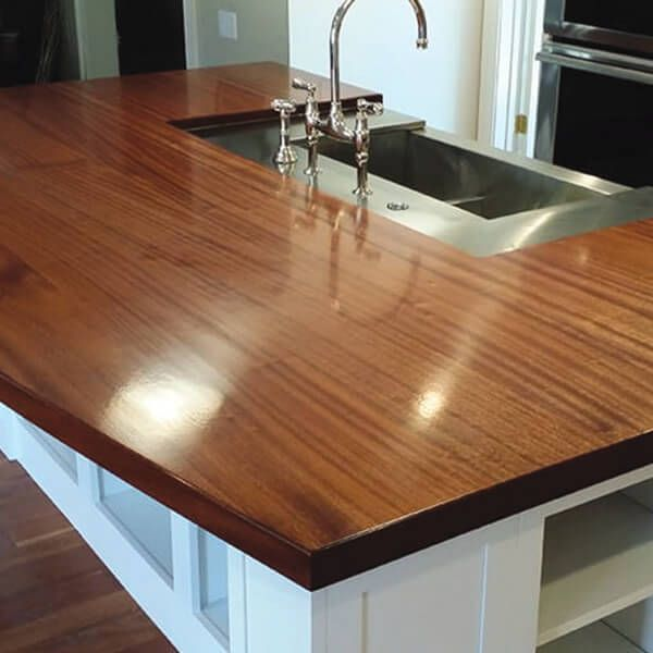 Solid Wood Countertops Archives | Maryland Wood Countertops