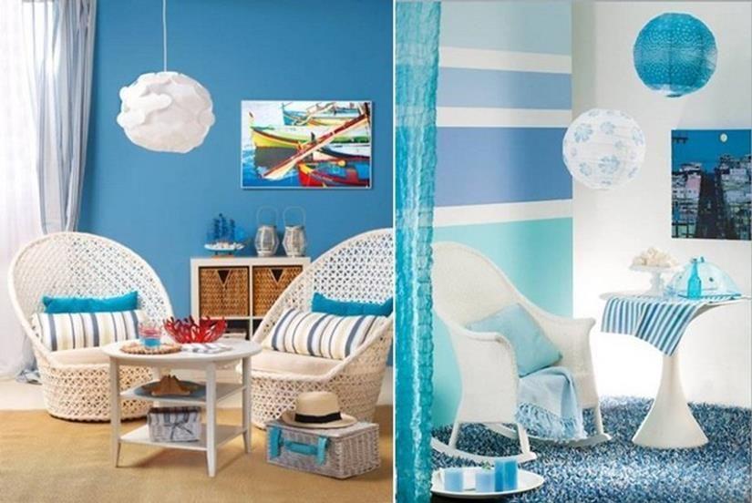 Beach Inspired Home Decor Accessories Ideas 14 Teal Home Decor