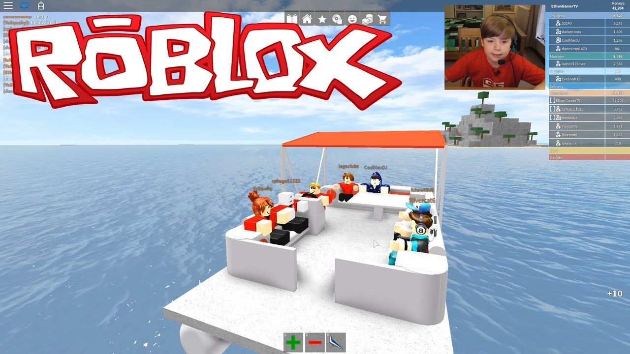 Roblox Work At A Pizza Place 3 Secret Island Kid