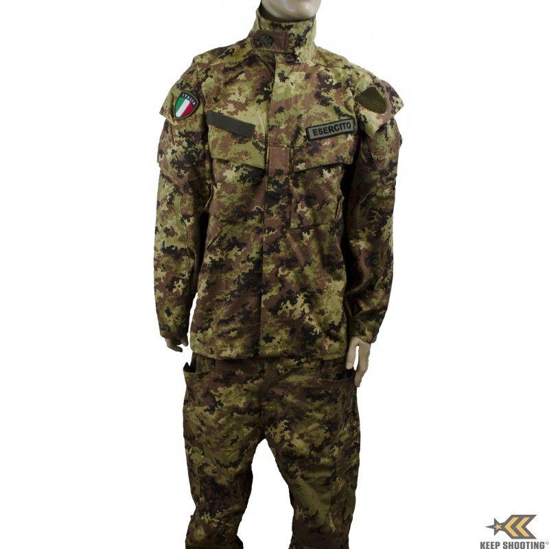 f913d6410a2d9 Italian Air Force Vegetato Camouflage Suit