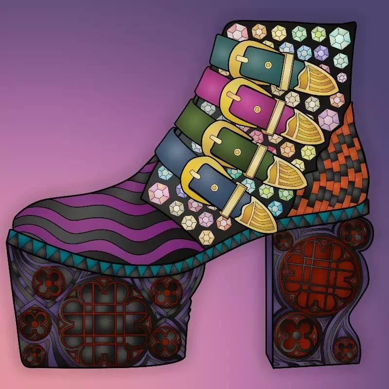 45++ Rain boots coloring page ideas