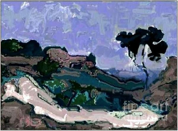 inspired by Andre Derain