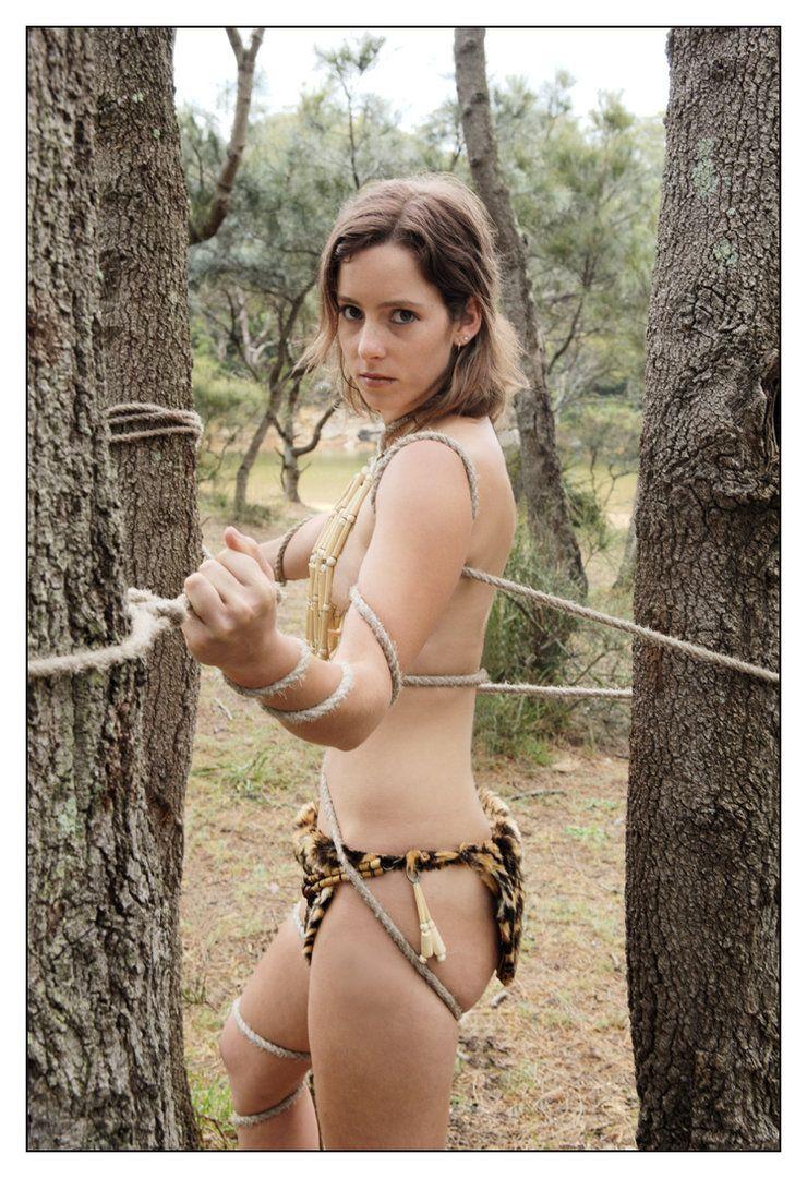 Jungle Women Captured Men Femdom