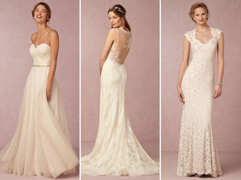 Vestidos de novia al alcance de todas | De novia, Moda vestidos y ...