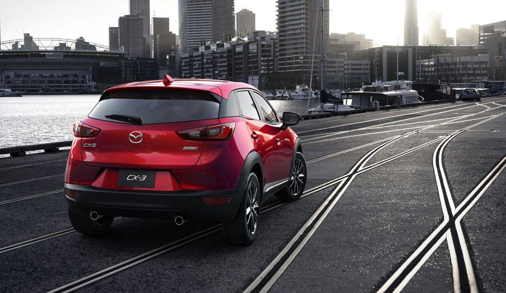 Mazda CX3 Suv, Véhicules électriques, Vehicule