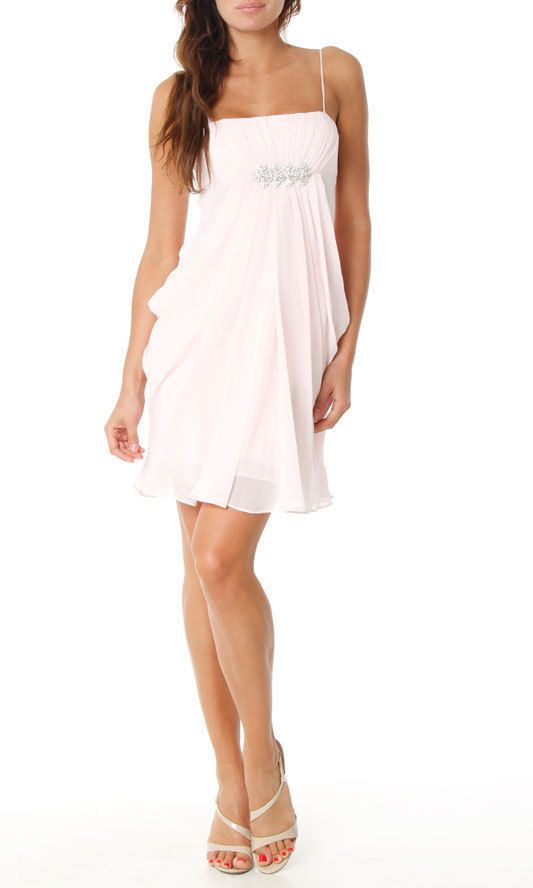 LM Collection  Chelsey Dress In Blush  $195.80