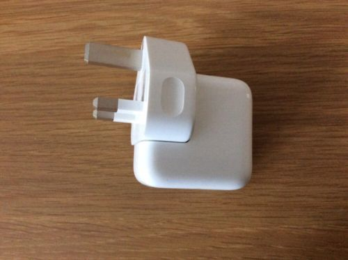 Genuine #apple 10w usb #power adapter #a1357,  View more on the LINK: 	http://www.zeppy.io/product/gb/2/151819943395/