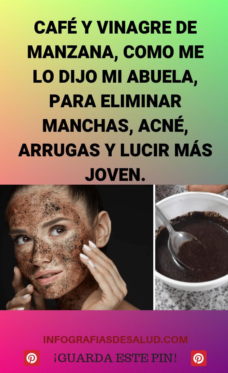 Mascarilla De Café Y Vinagre De Manzana Para Aclarar La Piel Beauty Face Face Care Beauty Forever
