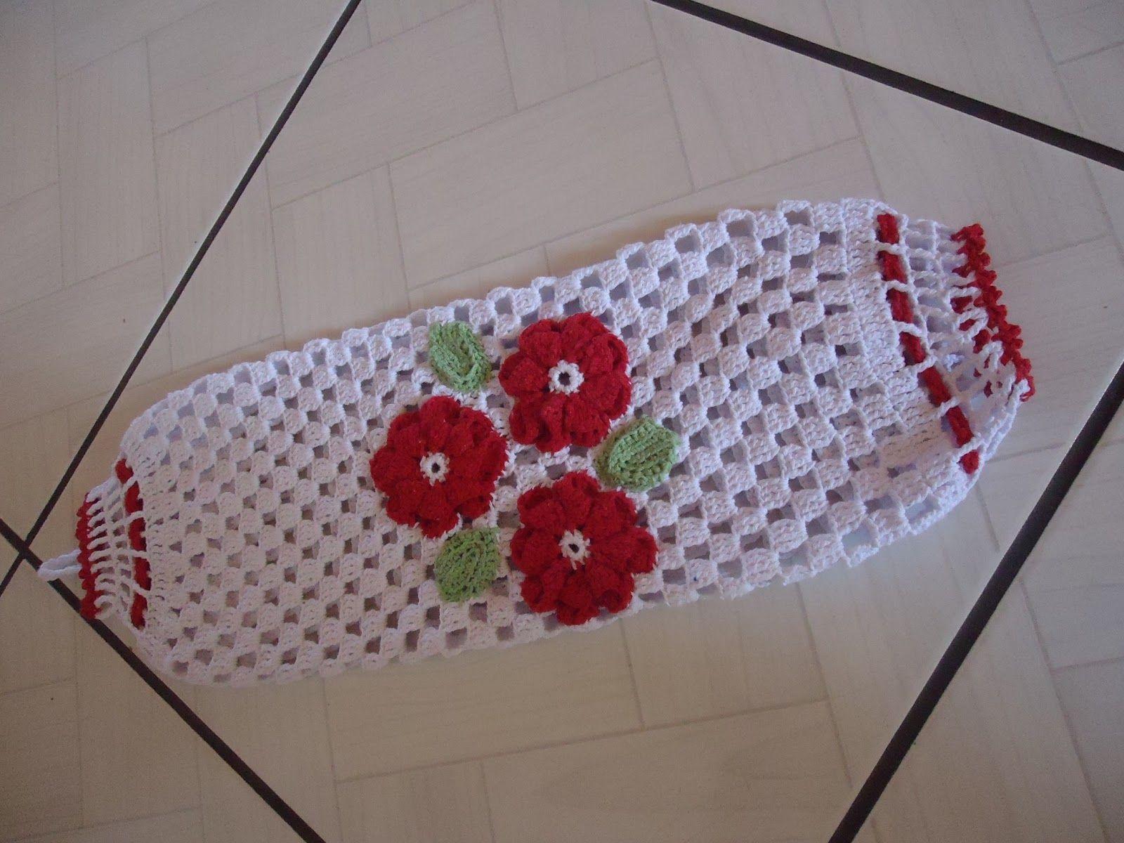 Imagem por A E em Crochet Casa Almofadas de croche