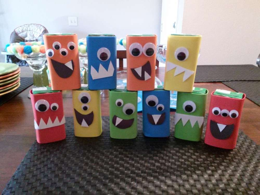 Monsters Birthday Party Ideas In 2019 Ideas