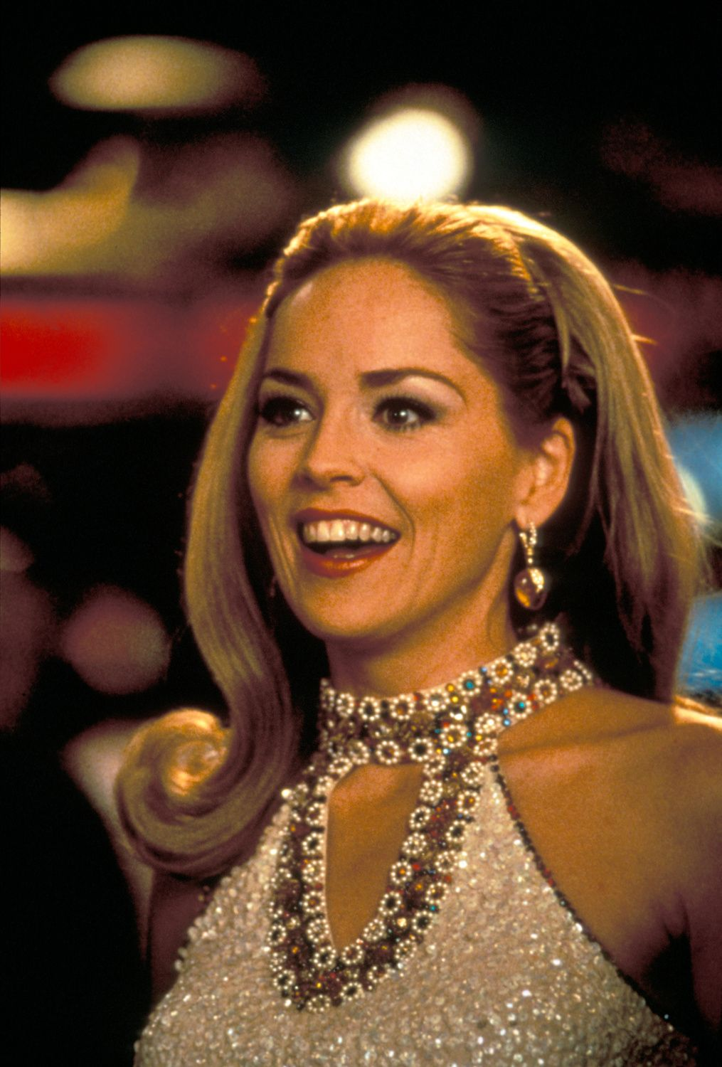 'Casino' 1995, Sharon Stone - Costume Design by John A. Dunn & Rita Ryack. by francine