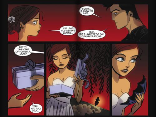 relationship between batman and batgirl