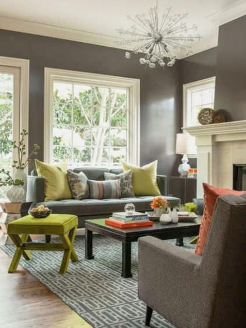 Pin On Home Decor #teal #and #lime #green #living #room