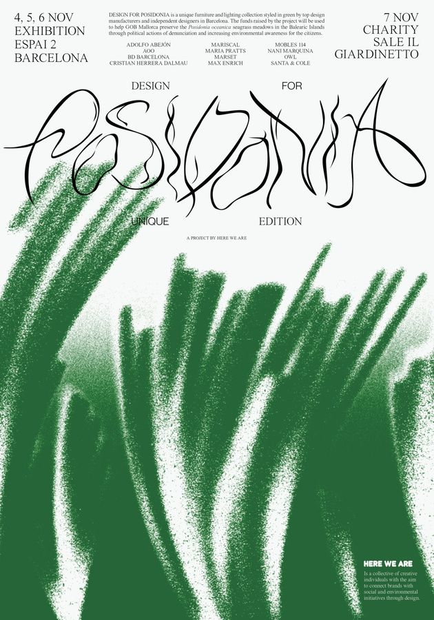 Design for Posidonia —Alexis Jamet — Are.na