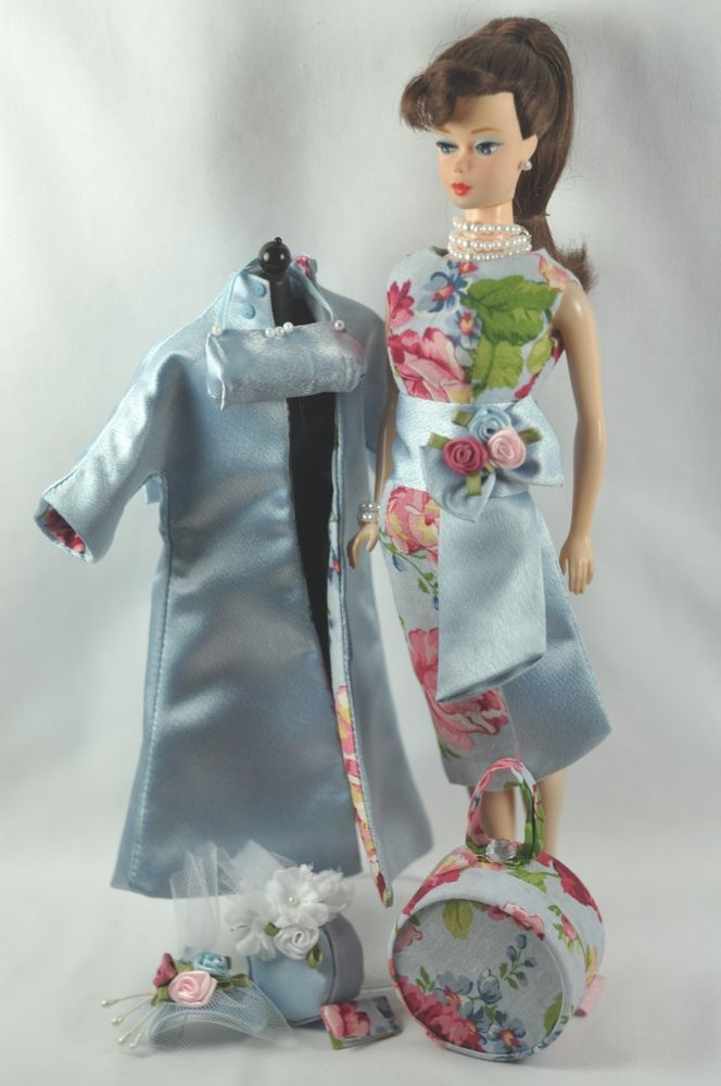 Handmade Vintage Barbie Silkstone Clothes By P Linden