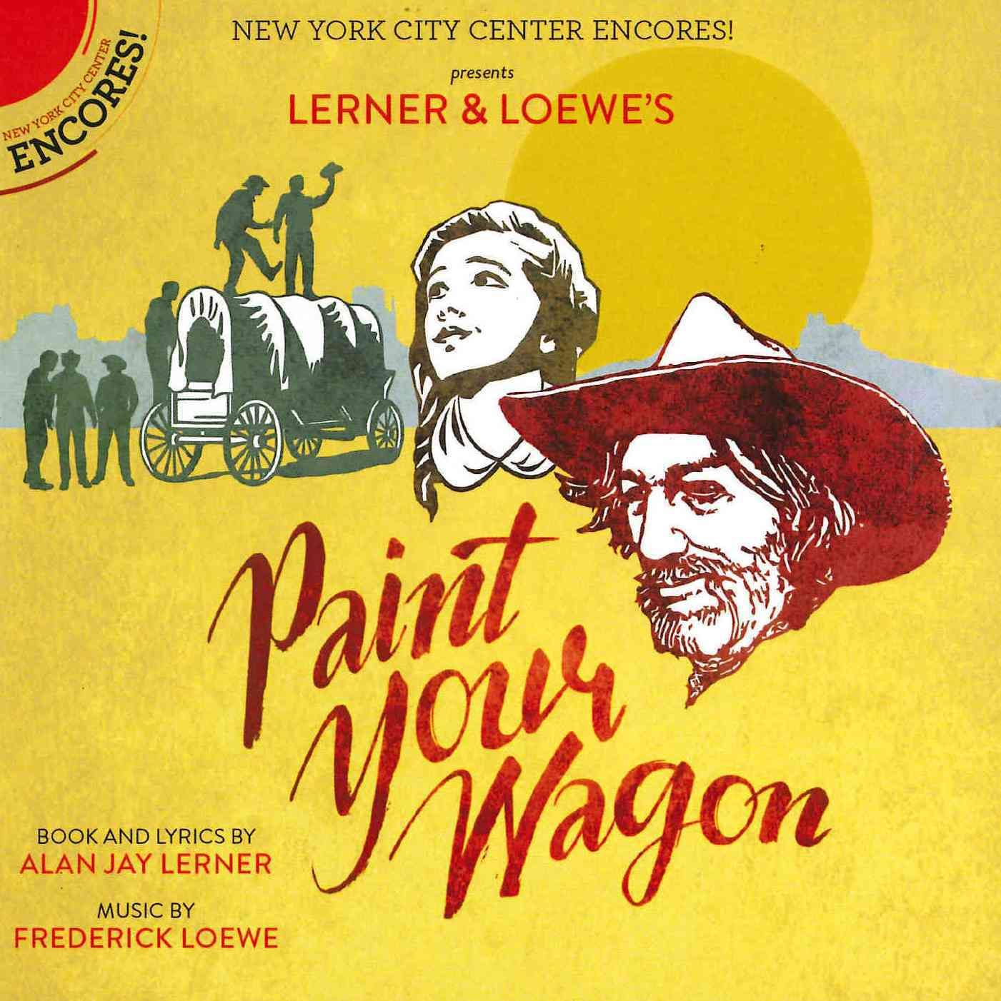 Various - Loewe: Paint Your Wagon