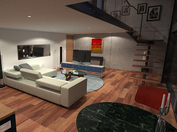 Gentil Studio Loft Apartment.