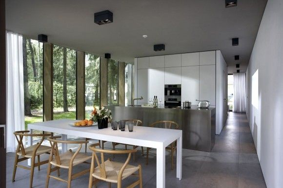 Low Cost, Energy Efficient, Contemporary Living   Casa, Cucine e House