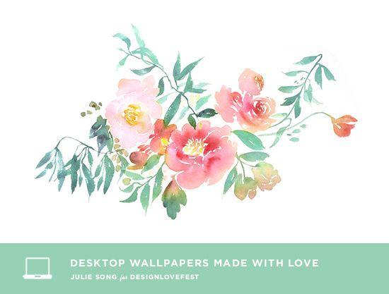 画像 女子向け お花フラワー 花柄 のpcデスクトップ壁紙 Pc 壁紙