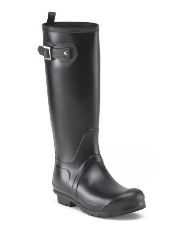 Fisherman Rain Boot - Rain & Cold Weather - T.J.Maxx | Shoes ...