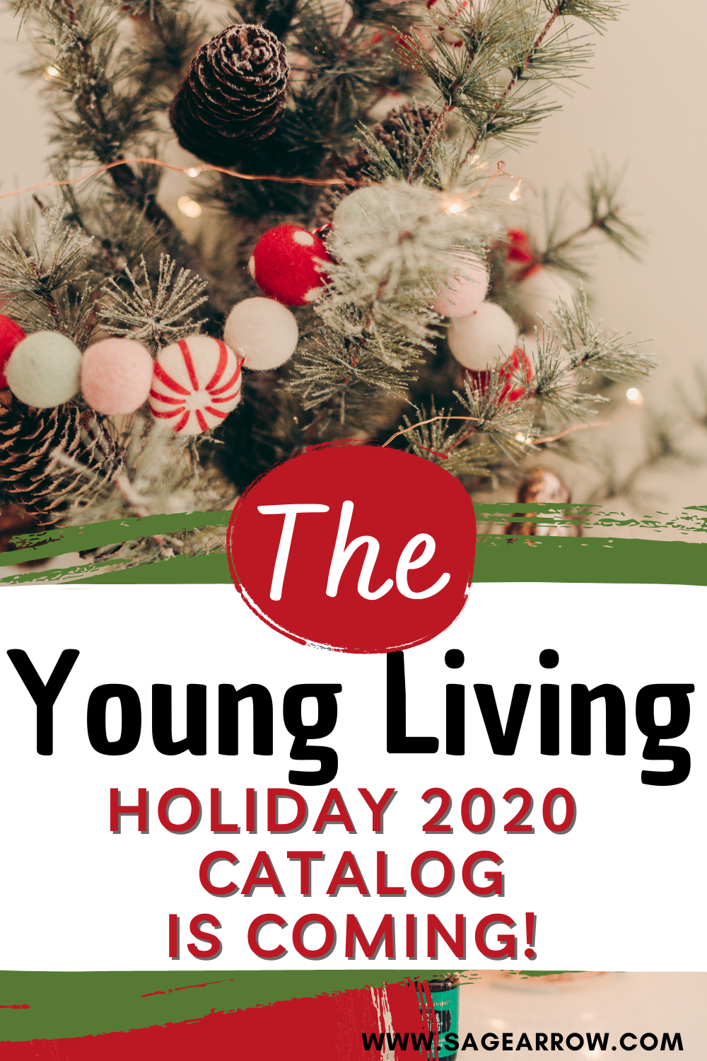 Doterra 2020 Christmas Catalog Pin on Young Living Essential Oils