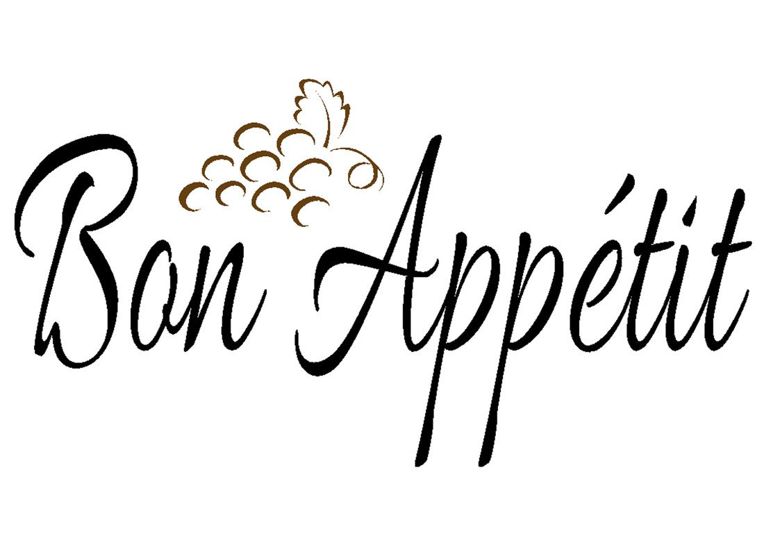 Bon Appetit By Wild Eyes Signs