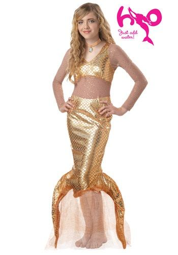 H20 Just Add Water The Official Licensed Costume From Hit Show Australian