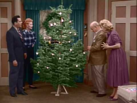 cbs to air two newly colorized episodes of i love lucy - I Love Lucy Christmas