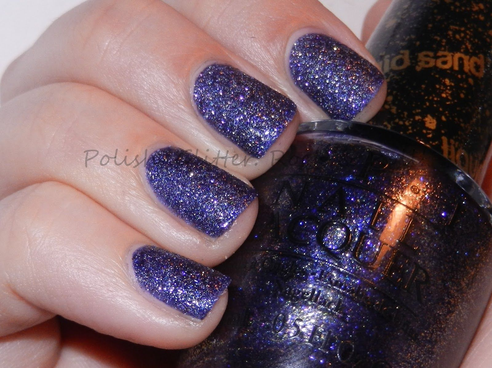Polish. Glitter. Rock & Roll!: OPI Alcatraz...Rocks