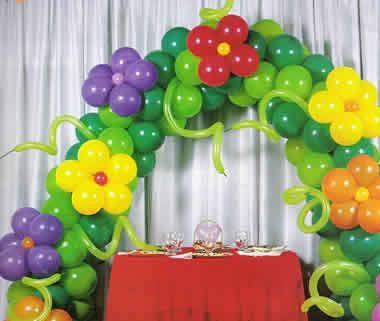decoracion con globos para fiestas decoracin pinterest globos para fiestas decoracion infantil y decoracin con globos