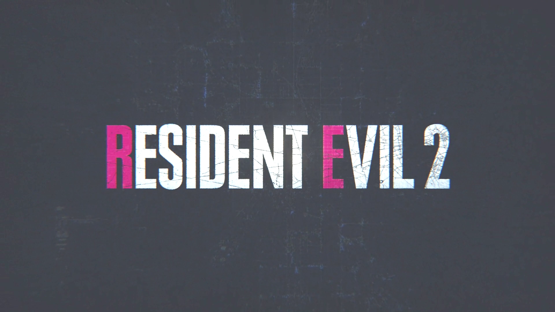Resident Evil 2 Remake Opening Hd Resident Evil Get To Know Me Evil