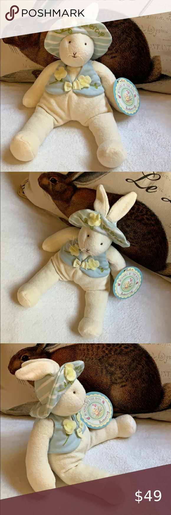 I just added this listing on Poshmark: Hallmark Bunnies By the Bay Happy Buttercup Easter. #shopmycloset #poshmark #fashion #shopping #style #forsale #Hallmark #Other