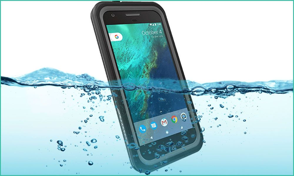 newest collection 138b8 4eca9 Best Google Pixel and Pixel XL Waterproof Cases: No Water Hazards ...