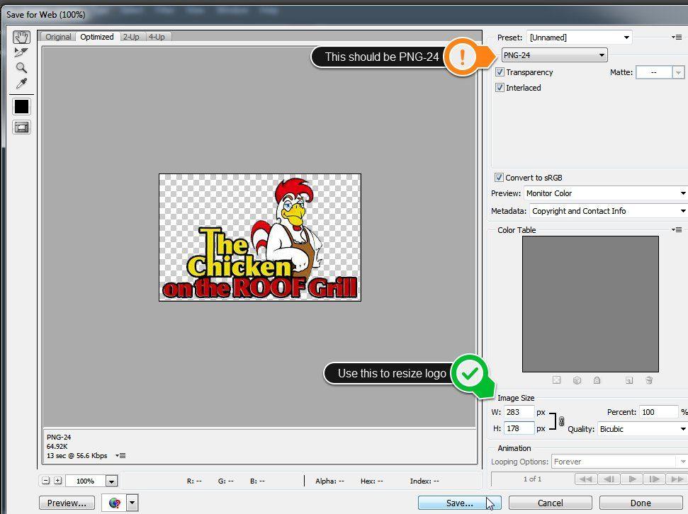 Remove Logo Background (Make It Transparent) Using