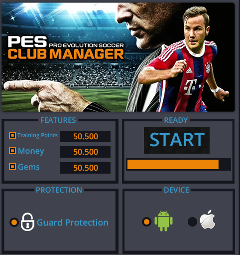 Pes club manager 2019 apk mod money | Download Pes Club