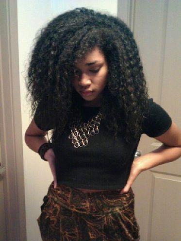 sinmi 3c 4a natural hair style