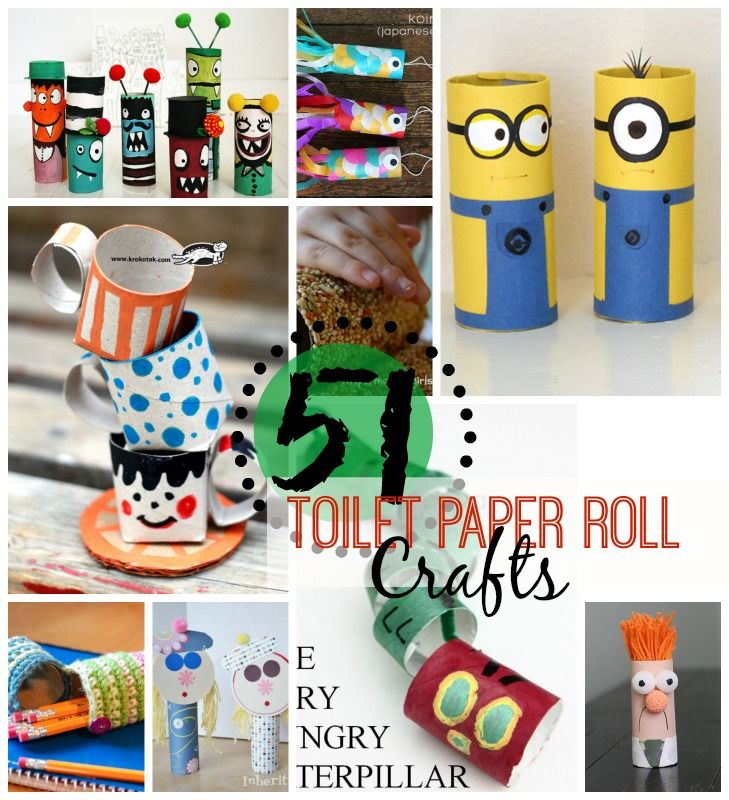 51 Toilet Paper Roll Crafts Paper Roll Crafts Toilet Paper Roll