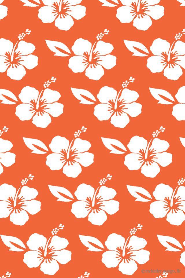 Hawaiian Flower Iphone Background In 2019 Hawaiian Flowers