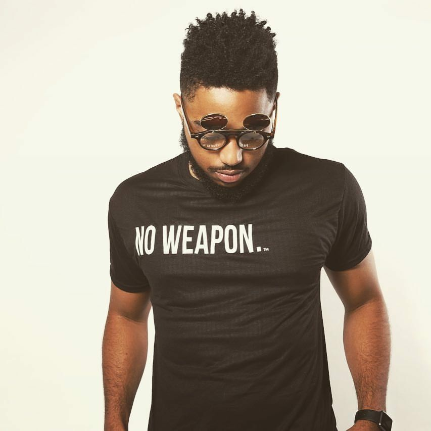 Isaiah 54:17 NO Weapon Formed Against You Shall Prosper, And Every Tongue that Rises Against You in Judgement You Shall Condemn. This is the Heritage of the Servants of the Lord, And their Righteousness is from Me Says the Lord. Go Check out the #NoWeapon #tshirt now available @1positivebrand and 1positivebrand.com. Inspirational and motivational quotes and scriptures for a #positvelife and #positivelifestyle #atlanta #usa #god #lifestyle #hbcu