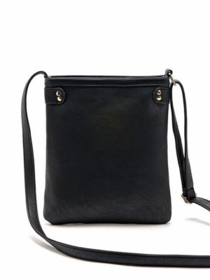 b604a7b05 إشتري حقيبة كروس حريم بلون سادة بسحاب & حقائب كروس بودي نسائية - في  Jollychic الدفع