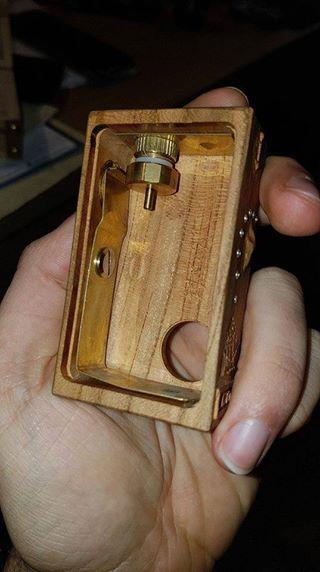 Pin by Vilius on vaping | Box mod vape diy, Vape mods diy ...