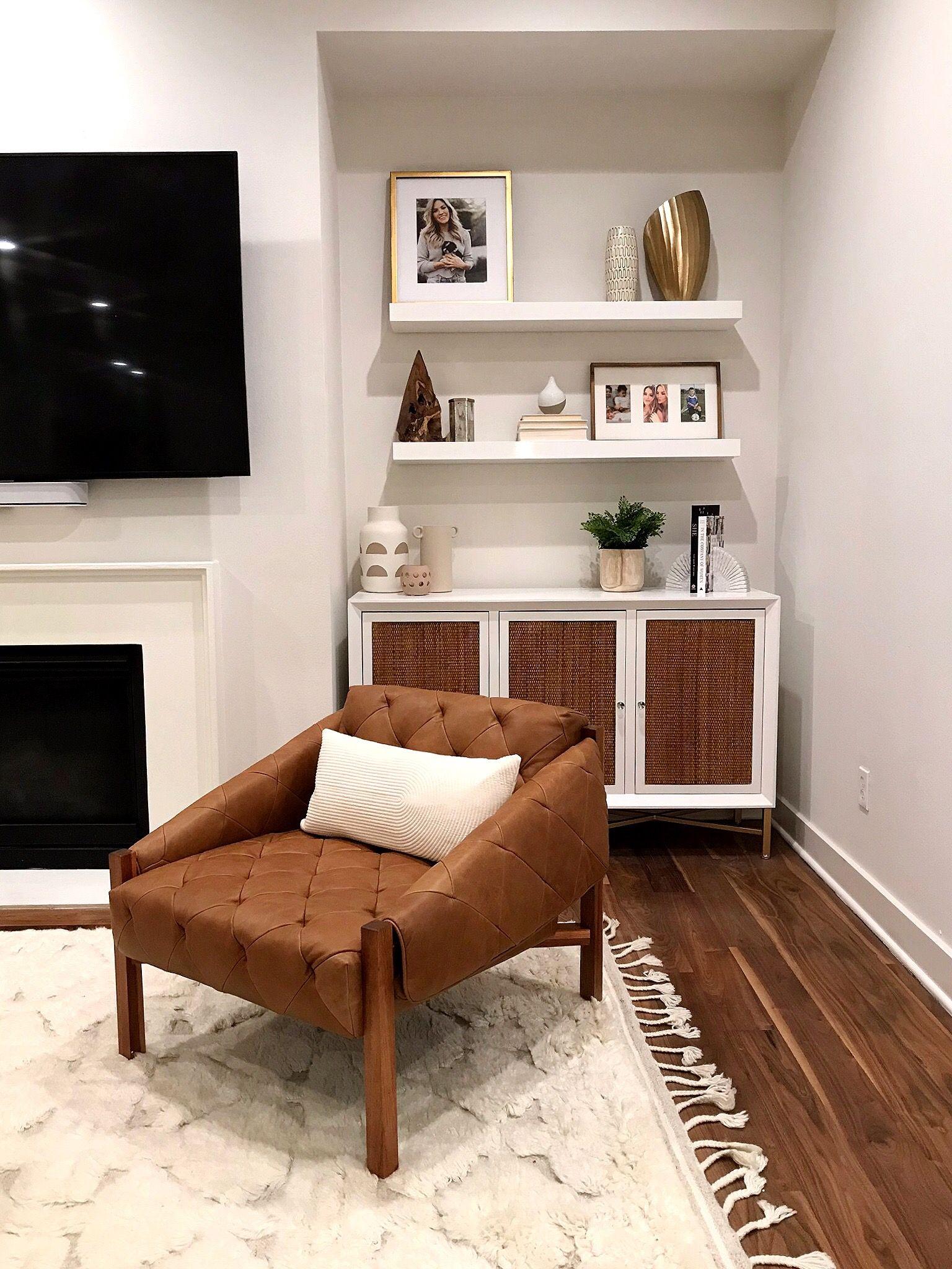 Progress Realm Design Co X Becca Tilley Living Room Neutrals