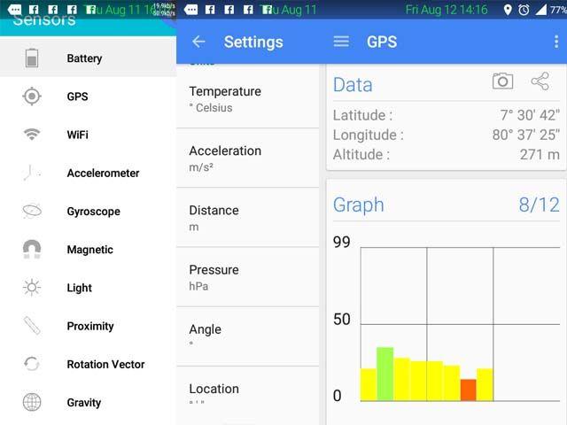 Sensors Multitool Apk Download here Root apps, Sensor