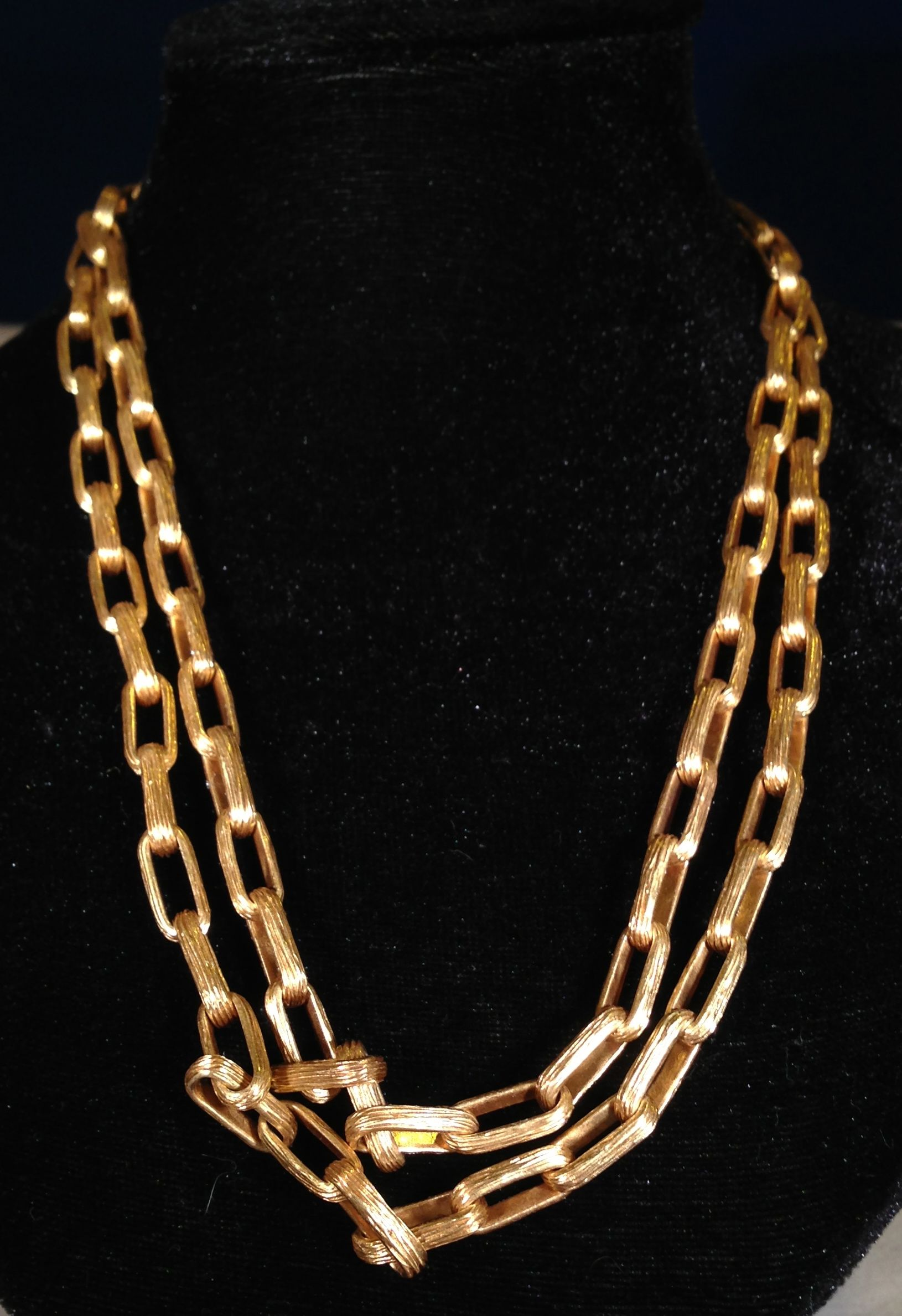demand gold necklace necklaces kim pinterest in coin julie vos kardashian pin