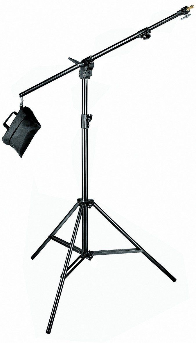 Amazon Stativ Manfrotto Aluminium Combi Boom Stand With Sandbag Amazon Co Uk