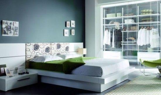 color pintura dormitorio matrimonio diseo de interiores